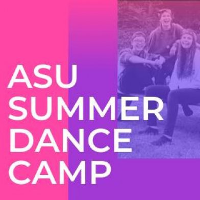 ASU Summer Dance Camp 2019